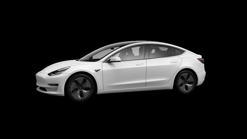 Tesla 3 (weiss)
